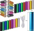 2600mAh Power Bank Portable External USB Battery Charger For iPhone 5S Galaxy S4