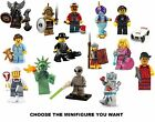 LEGO Series 5 6 7 8  Factory Sealed Minifigure Unopened Choose ROMAN SURGEON PJ