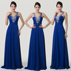 Celebrity Dance Evening Formal Party Prom Bridesmaid Wedding Banquet Long Dress