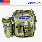 New Fishing Tackle Waist Bag Pack Outdoors Haversack Convenient US Local Postage