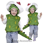 CK245 Dorothy Dinosaur Tabard The Wiggles Boys Girls Child Book Week Costume