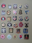 ESSO FOIL FOOTBALL CLUB BADGES 1970,s COLLECTION TEAMS A - F