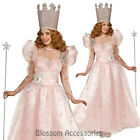 C978 Wizard of Oz Deluxe Glinda the Good Witch Adult Halloween Dress Up Costume