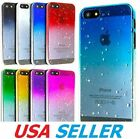 Ultra Slim Raindrop Clear Crystal Hard Case Cover For Apple iphone  5 5S