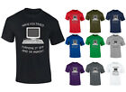 Mens Have You Tried Turning It Off and On Again IT Crowd Geek T-shirt S-XXL