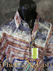 Mens Button-up Woven Robert Graham THE WUTAM LIMITED EDITION Sport Shirt
