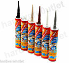 Sika Sikaflex-EBT Adhesive Sealant Filler Internal & External 5 Colours