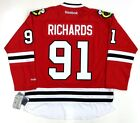 BRAD RICHARDS CHICAGO BLACKHAWKS REEBOK NHL PREMIER JERSEY NEW WITH TAGS