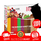 MAXINE'S BURN BARS **2x BOXES OF 12** (24 BARS TOTAL) MIX FLAVOURS - WHEY PROTEI