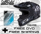 509 ALTITUDE SNOWMOBILE HELMET BLACK SNOWMOBILING EVOLUTION 2015 with DVD