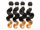"""100% Hot Ombre Human Hair extension 12""""-22"""" Body Wave 1b27# 3Bundles US hot sell"""