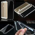 10pcs Thin Transparent Crystal Clear Soft Case Cover For iPhone 4S 5S 6 Plus 5.5