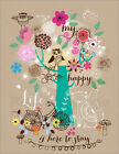 Poster / Leinwandbild my happy new life - Elisandra