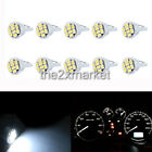 New 8-SMD White 12V LED car light Bulbs For LED Indicator Light T10 LED Bulbs