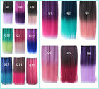 New Korean fashion Colorful Hair cheap wigs short Curly Straight clips for sale