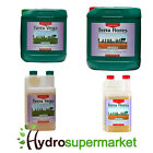 CANNA TERRA VEGA TERRA FLORES 1L  5, 10 LITRE NUTRIENT FOR SOIL GROWING