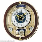 NEW Seiko Melodies in Motion Wall Clock 2014 Special Collector Edition QXM541BRH