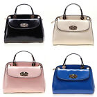 ZB0010 Women's bags Handbag Shoulder Bags Tote Purse Hobo Faux Leather jelly Bag