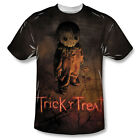 Trick 'r Treat Thriller Horror Scary Movie Sam Poster Adult Front Print T-Shirt