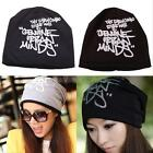 Stylish Unisex Mens Womens Winter Baggy Slouchy Cotton Plain Beanie Cap Hat