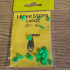 LEDGER STOPS large or small sizes Green Colour Sea Beach Boat Fishing tackle