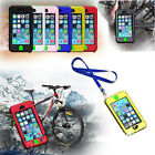 6Colors Hot Waterproof Protective Case Cover with Button for iPhone 5S/5/4S/4