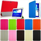Premium Leather Cover Stan Flip Case for Samsung Galaxy Tab 3 10.1 P5200 / P5210