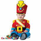 Luxury Babys Tiny Toy Soldier Nutcracker Fancy Dress Party Christmas Costume