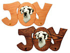 Great Dane (Natural) Dog Joy Leash Holder In Home Wall Decor Products & Gifts