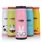 Children Animal Design Vacuum Flask Cup Travel Thermoes Panda Rabbit Duck Deep