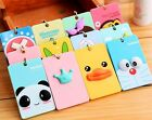 US Credit ID business Card holder Case Key Chain Ring Doraemon Chi's sweet home