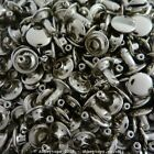 Double Cap Rivets 6x5 7x7 9x8 &amp; 9x12 Stud Rapid Rivets Leather Craft Repair <br/> UK Supplier - Same Day Dispatch