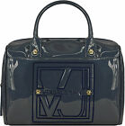 Versace Jeans Women Embroidered Logo Bowling Bag