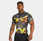 ** BUMBLEBEE TRANSFORMERS **Under Armour Men's Alter Ego Compression Shirt
