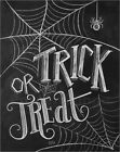 Poster / Leinwandbild Trick Or Treat - Lily & Val