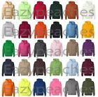 JERZEES Mens 50/50 BIG TALL XLT 2XLT 3XLT Blend Hooded Sweatshirt Hoody j996M