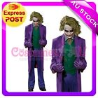 Licensed Batman Dark Knight The JOKER Grand Heritage Collection Fancy Costume