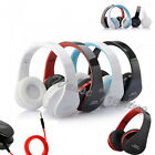 Foldable Wireless Bluetooth Stereo Headset Handsfree Headphones For iPhone