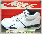 2014 Nike Air Flight 89 White Slate Wolf Grey 306252-114 US 9~12 Casual AF4