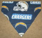 San Diego Chargers Dog Bandana - 5 sizes XS - XL $4.59 USD on eBay