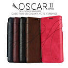S1 KLD Oscar Style PU Card Leather Case for Samsung Galaxy Note 4 N9100