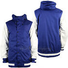NIKE Mens 2015 Snowboard Snow Deep Royal Blue/Ivory/Magnetic Grey HAZED JACKET
