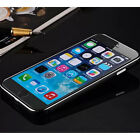Aluminum Ultra-thin Metal Case Clear Back Cover Skin for Apple iPhone 6 4.7inch