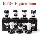 [ BTS Official concert Goods ] HIPHOP MONSTER : Figure 6cm ( Bangtan Boys)
