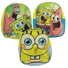 Spongebob Backpack Boys Girls 2 Designs 28 x 22cm Patrick Squarepants Lunch Bag