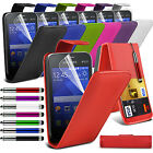 Samsung Galaxy Ace 4 G357 Stylish Funky Pull Tab Flip Wallet Hard Cases & Covers