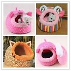 Hot Soft Animals Pet Dog Cat Bed House Mat Kennel Doggy Warm Cushion Basket -CB