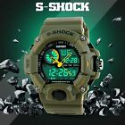 Fashion Men's Outdoor S-SHOCK Waterproof LED Digital Sports Watch Wristwatch