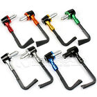 "7/8"" 22mm Brake Clutch Lever Protect Proguard System Guard CNC"