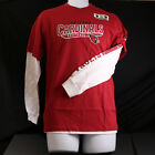 ARIZONA CARDINALS BOYS 3 IN  1 LAYERED SHIRTS NWT XL (18-20) AND LG  (14-16) RED